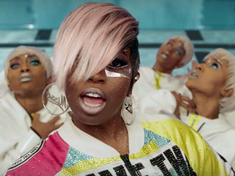 Missy Elliott sort un nouveau morceau