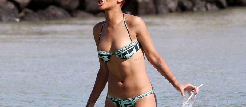 Rihanna icône de la mode