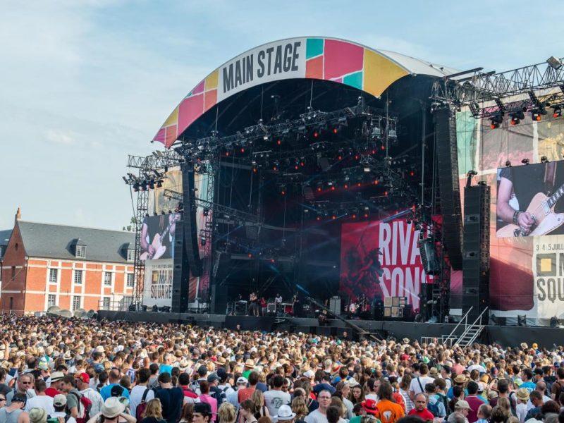 Petit retour sur le Main Square Festival de Arras